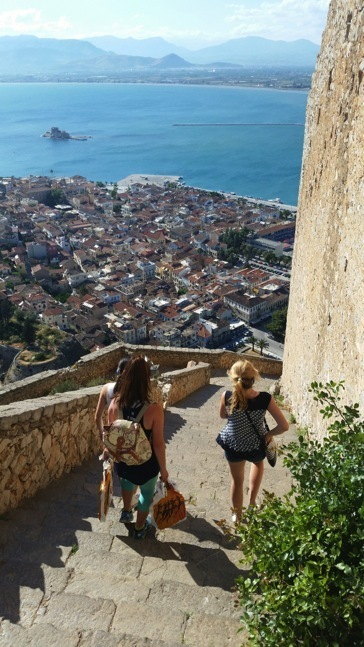 Greece Submission Palamidi Castle Nafplio2