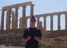 Wagner At Sounion 3