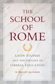 School Of Rome Cover 2